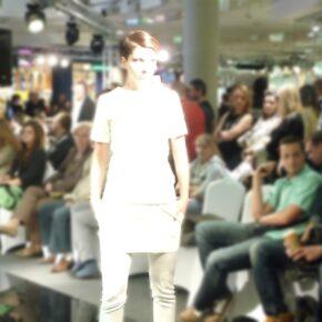 Pokaz mody. Galeria Łódzka 04