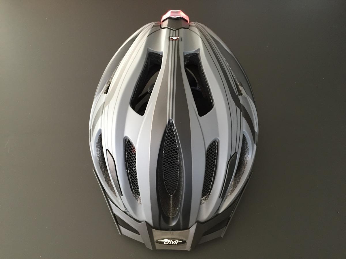 kask rowerowy Crivit / Lidl