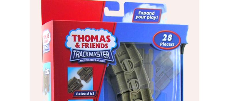 trackmaster flexi thomas & friends Y3338