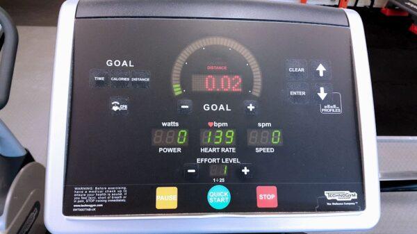 pulsometr polar i gymlink