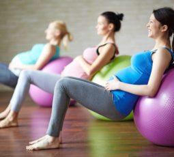 ćwiczenia dla kobiet w ciaży