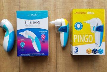 Colibri / Pingo - Elektryczny aspirator do nosa